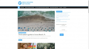 New Movers Network | Updated new movers list and how to hire them