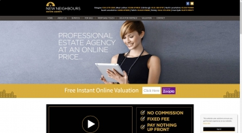 New Neighbours Estate Agents - Glasgow, West Lothian and Edinburgh