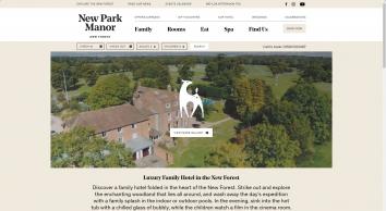 New Park Manor Hotel