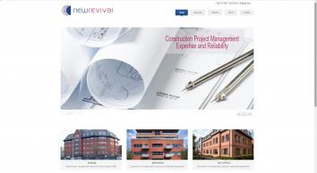 New Revival - Construction Management