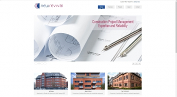 New Revival - Construction Management