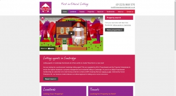 New View Residential Ltd , Cambridge