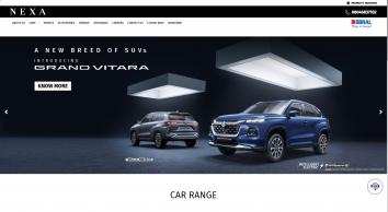NEXA Car Showroom in Nagarbhavi, Bengaluru - Bimal Auto Agency