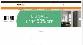 Nexus Leicester Showroom