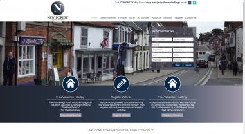 New Forest Sales Lettings Ltd, Hythe