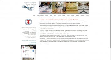 NFTMMS National Federation of Terrazzo Marble & Mosaic Specialists