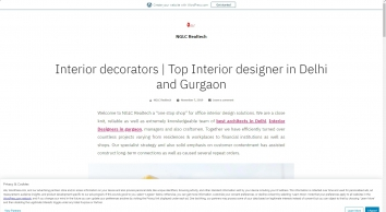 Interior decorators | Top Interior designer in Delhi and Gurgaon – NGLC Realtech