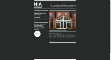 NH Architecture - architects in Chesterfield specialising in domestic house design