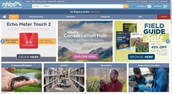 NHBS - Everything for wildlife, science and the environment