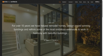 Niche Design Architects RIBA Chartered Architects in Ilkley, Yorkshire | Home