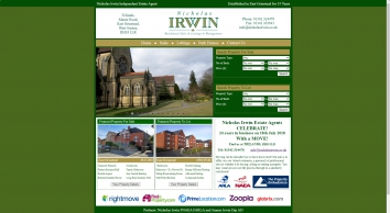 Nicholas Irwin Estate Agents