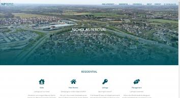 Nicholas Percival, Colchester - Sales