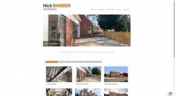 Nick Barber Architects