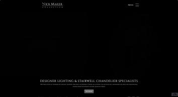 Nick Mailer Lighting
