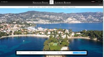 Sarl Nicolas Pisani Real Estate, Villefranche sur mer