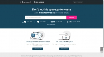Nielsen parry Letting Agents in Abingdon