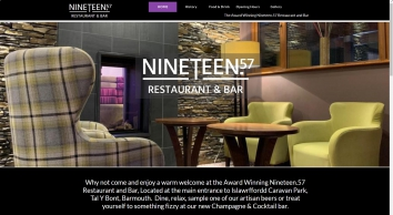 nineteen57restaurant.com