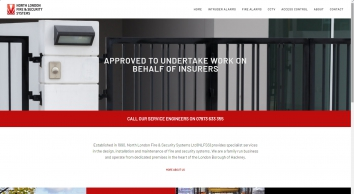 North London Fire & Security Systems