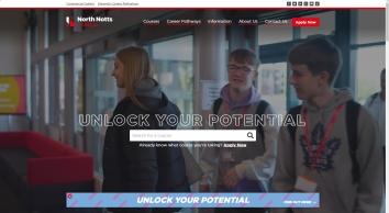North Nottinghamshire College