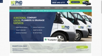 No1 PHD | Experts in Plumbing Drainage and Heating