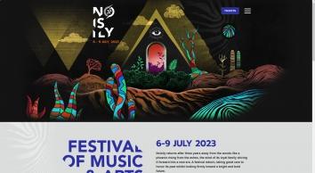 Noisily Festival | 5-8 July 2018