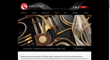 Nordost | HI-FI Audio Cables