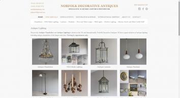 Norfolk Decorative Antiques Ltd