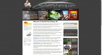 Norfolk Fly Fishing -The Best Fly Fishing in the UK Welcome to Norfolk Fly Fishing