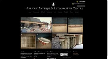 Norfolk Antique & Reclamation Centre Ltd