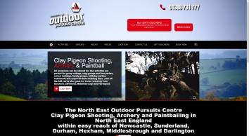 The North East Outdoor Pursuits Centre