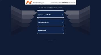 Northamptonshire Photographer