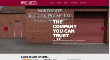 Northgate Auction Rooms Limited