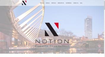 Property Development Company   Manchester   London   Notion