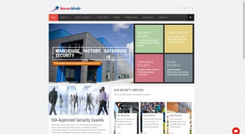Novus Altair - Security Guards and Security Services UK wide.