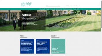 Nuffield College