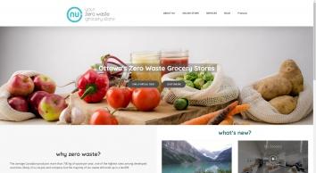 Nu Grocery Ottawa | Your Zero Waste Grocery Store