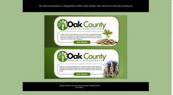 Oak County Property Management - Shropshire