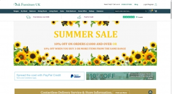 H M C Furniture Ltd T A Oak Furniture UK