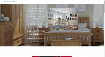 Oak Furniture in Yorkshire