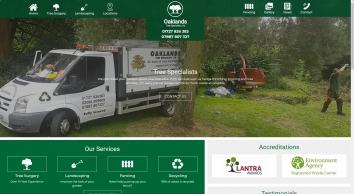 Oaklands Tree Specialists Ltd