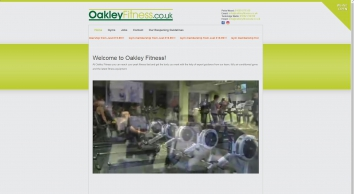 Oakley Fitness Gym - Petts Wood, Bromley.