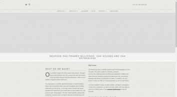 Bespoke Oak Framed Buildings, Oak Houses and Oak Extensions - Oakmasters