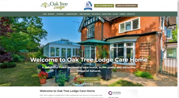 Residential Care Home in New Forest   Oak Tree Lodge