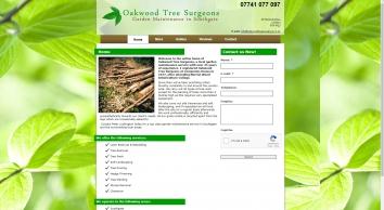 Oakwood Tree Surgeons Of Enfield
