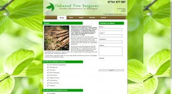 Oakwood Tree Surgeons Of Enfield