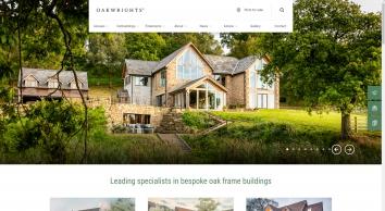 Oak Framed House Design & Build | Timber Frame Buildings