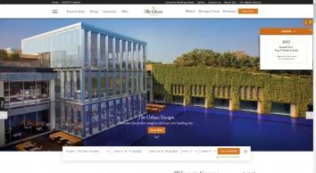 5 Star Luxury Hotels in Gurgaon | The Oberoi Hotels near Delhi Airport