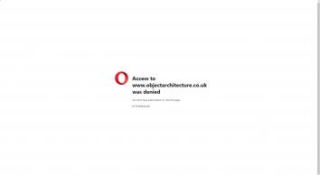 Object Architecture Ltd