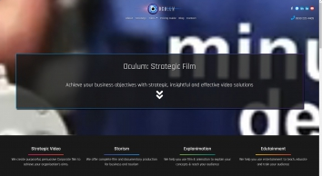 Oculum: Strategic Corporate Film, Video and Animation North Yorkshire