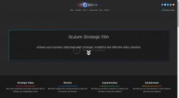 Oculum: Strategic Corporate Film, Video and Animation North Yorkshire